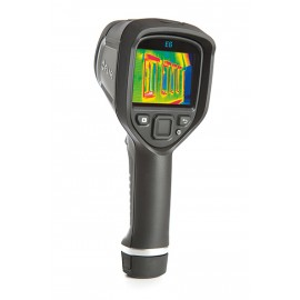 FLIR E6 Thermal Imaging Camera with MSX - With Extra Battery & Desktop Charger