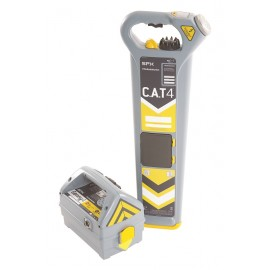 Radiodetection C.A.T4+ Underground Cable & Pipe Locator Kit