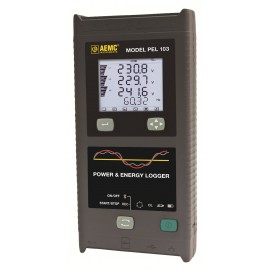AEMC PEL-103 Low Cost Power Quality Analyser