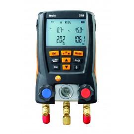 Testo 549 Digital Refrigeration Gauges Manifold
