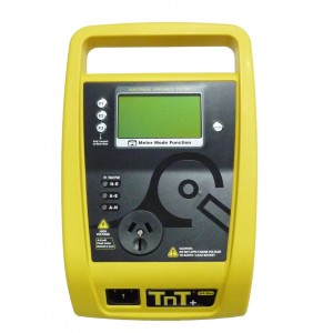 TnT+ Portable Appliance Tester with RCD and Power Measurement