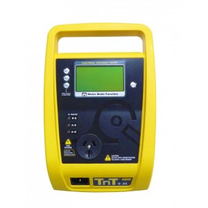 TnT+M Portable Appliance Tester with RCD Testing & Memory