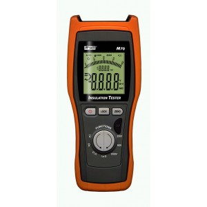 HT Italia ISOTEST M70 Insulation Resistance Tester