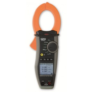 HT Italia HT9022 1000A TRMS Power & Harmonic Clamp Meter With Data Logger And Bluetooth