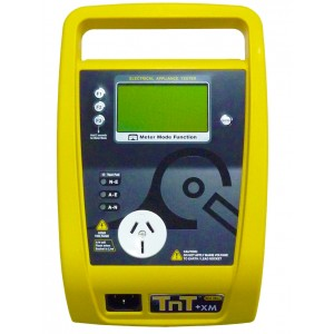 TnT+XM Portable Appliance Tester with Memory, Software and 20A Leakage Test