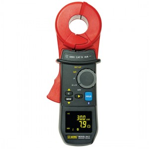 AEMC 6417 Clamp-On Ground Resistance Tester with Bluetooth