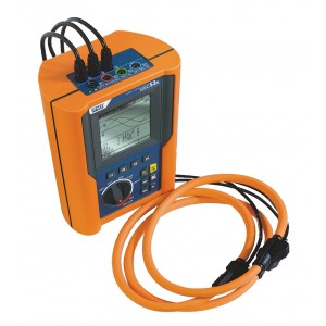 HT Italia GSC 53N Multifunction Installation Tester with Power Quality Analyser