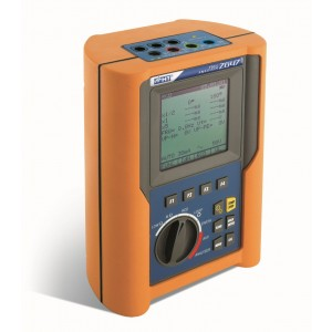 HT Italia ZG47 Multifunction Installation Tester with Power Quality Analyser