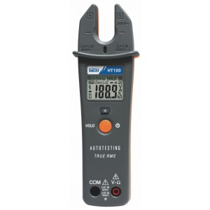 HT Italia HT100 - Autotesting CAT IV Open Jaw Clamp Meter