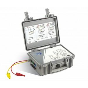 HT Italia PQA820 Weatherproof Power Quality Analyser with Wi-Fi