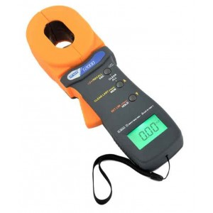 HT Italia T2000 Clamp on Ground Resistance Tester