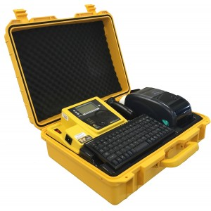 TnP-500W Fully Automated Test and Tag Unit with Wireless Barcode Scanner & Tag Printer