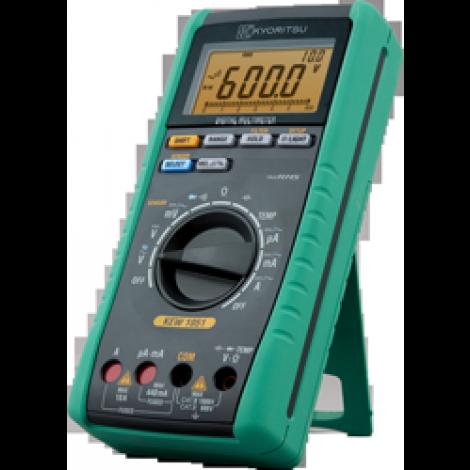 Kyoritsu 1052 CAT IV Digital Multimeter with True RMS and Logging