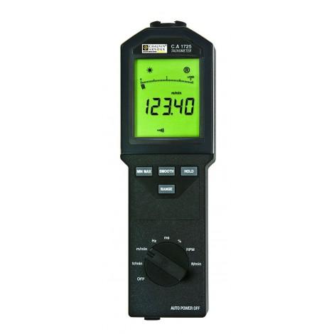 AEMC CA1725 Digital Infrared Tachometer