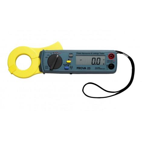 Prova 23 Power Harmonics & Current Leakage Multifunction Clamp Meter