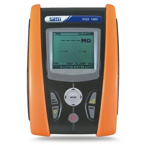 HT Italia ISO 410 Digital Insulation Tester