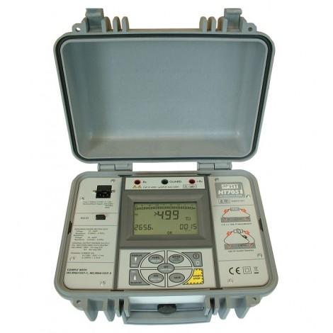 HT Italia HT7051 Programmable Digital 5kV Insulation Tester