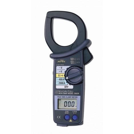 Kyoritsu 2002R 2000A AC Clamp Meter
