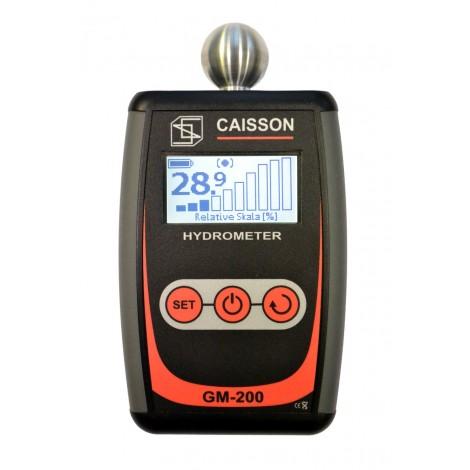 GM-200 Building & Wood Moisture Meter | Test Equipment Australia