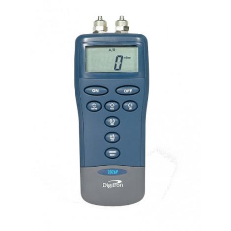 Digitron 2026P7 Waterproof Digital Differential Manometer 0-1000kPa
