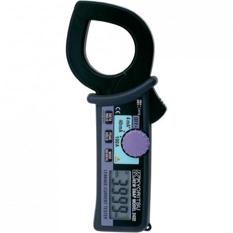Kyoritsu 2432 High Sensitivity AC Leakage 100A Clamp Meter