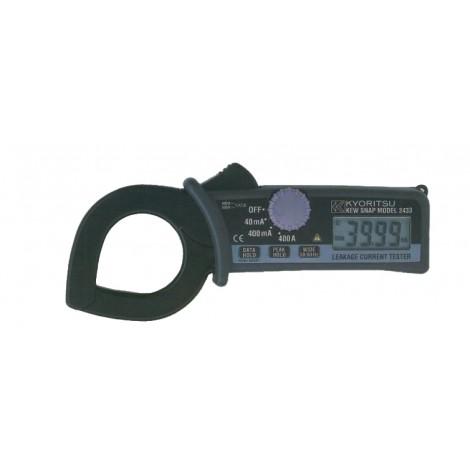 Kyoritsu 2433 AC Leakage 400A Clamp Meter