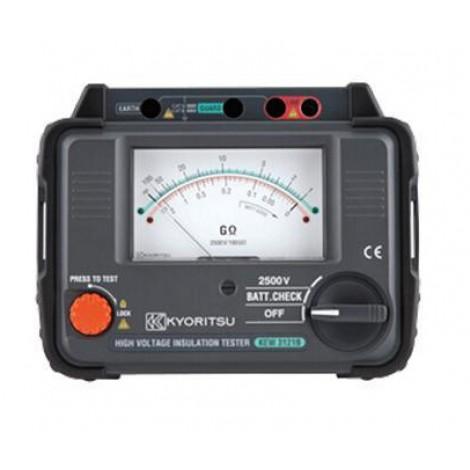 Kyoritsu 3122B Analogue HV 5kV Insulation Tester