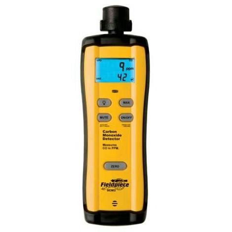 Fieldpiece SCM4 Digital Carbon Monoxide Detector