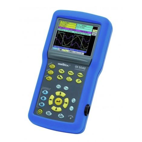 Metrix OX5042-CK Hand Held Colour Oscilloscope