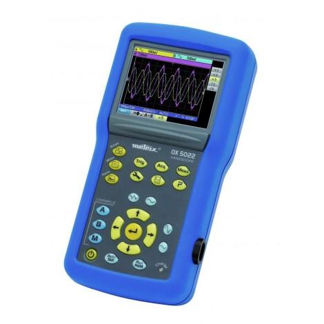 Metrix OX5022-CK Hand Held Colour Oscilloscope
