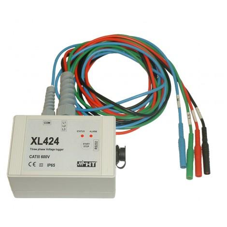 HT Italia XL424 Three Phase Voltage Logger