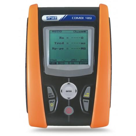 HT Italia COMBI 419 Multifunction Installation Tester