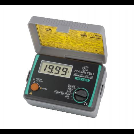 Kyoritsu 4105A 2/3 Pole Earth Resistance Tester