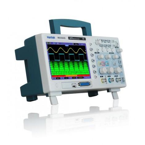 Hantek MSO5202D - 2-Channel Mixed Signal 200MHz Oscilloscope