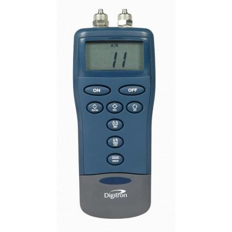 Digitron 2027P - Waterproof Digital Differential Manometer 0-500mbar