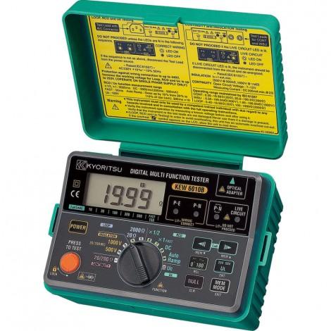 Kyoritsu 6010B 5 in 1 Multifunction Tester
