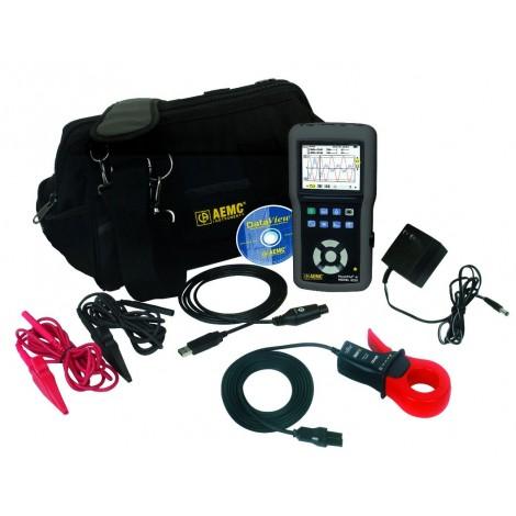 AEMC 8230 PowerPad Junior Single Phase Power Quality Analyser with 1200A Probe