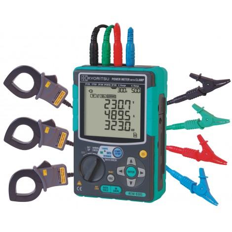 Kyoritsu 6305 Power Meter | Test Equipment Australia