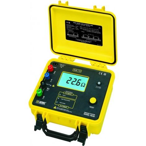 AEMC 4630 Digital Ground Resistance Tester