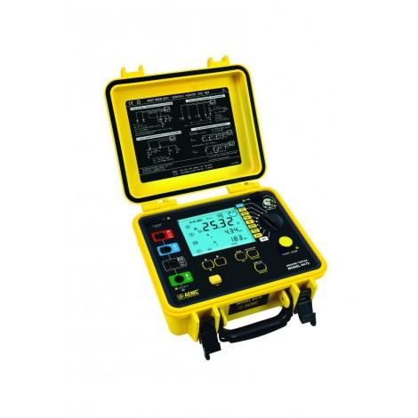 AEMC 6472 Multifunction Digital Ground Resistance Tester