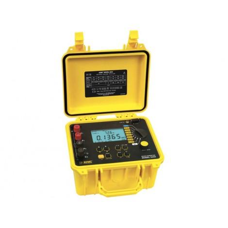 AEMC 6255 Digital 10A Micro-Ohmmeter / Ductor Tester | Test Equipment Australia