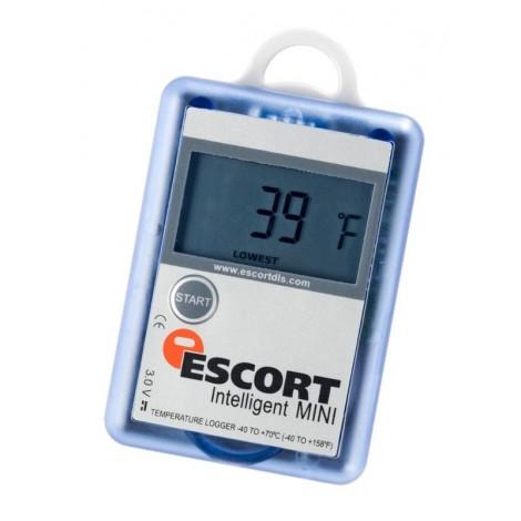 Escort Intelligent MINI Temperature Logger with Multifunction Display