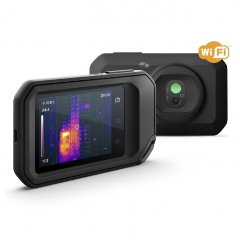 FLIR C5 Compact Thermal Camera 160 x 120 | Test Equipment Australia