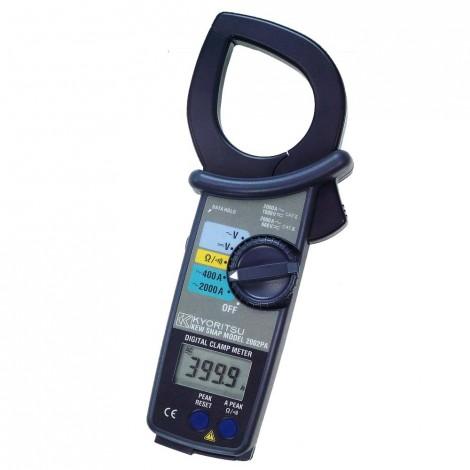 Kyoritsu 2002PA 2000A AC Clamp Meter