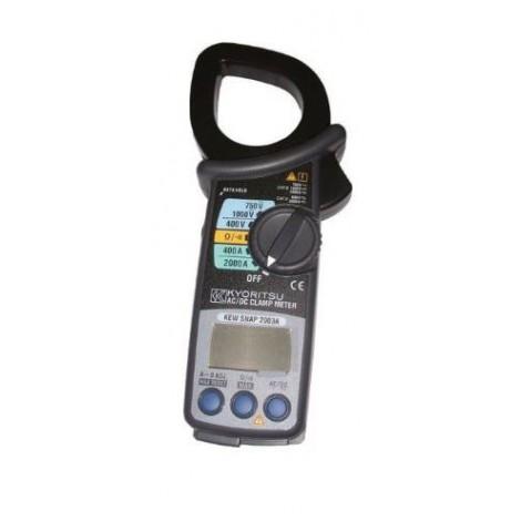Kyoritsu 2003A 2000A CATIV AC Clamp Meter