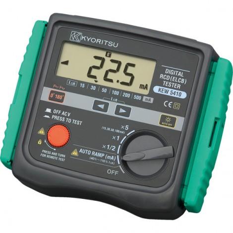 Kyoritsu 5410 Digital RCD ELCB Tester