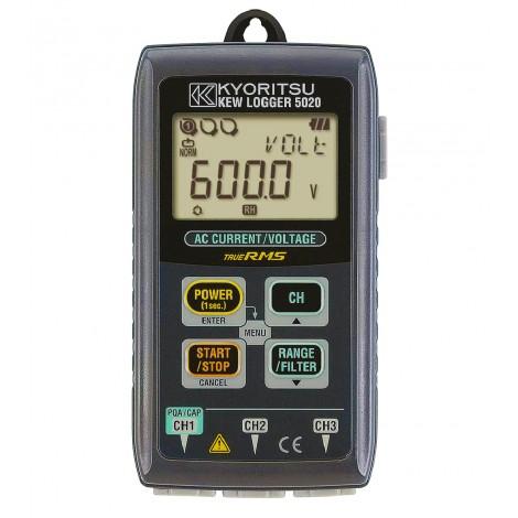 Kyoritsu 5020 Data Logger | Test Equipment Australia