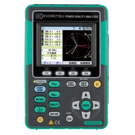 Kyoritsu 6315 from Test Equipment Pty Ltd
