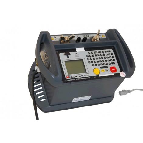 Megger DLRO200 High Current 200A Micro-Ohmmeter | Test Equipment Australia