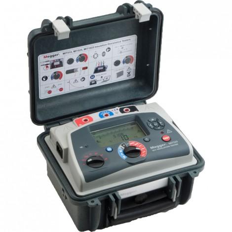 Megger MIT52 Digital 5kV Insulation Tester   Test Equipment Australia